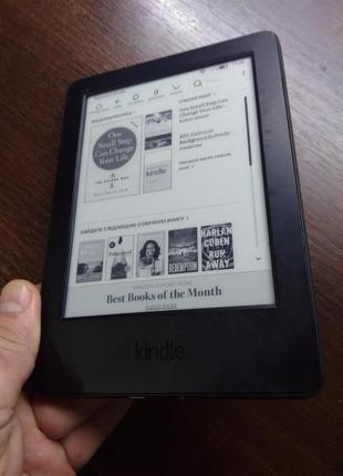 Электронная книга Amazon Kindle 7th Gen (WP63GW) 4GB из США Русск