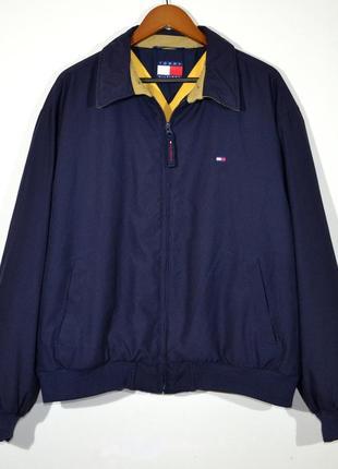 Куртка, харик tommy hilfiger vintage harington jacket