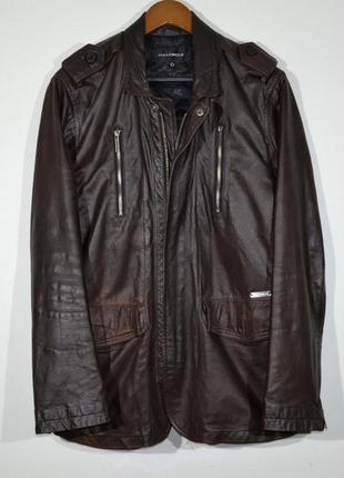 Кожанка fullcircle leather jacket