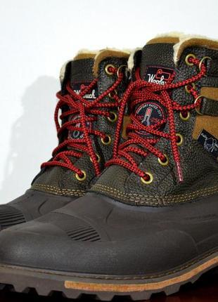 Ботинки зимние woolrich fully wooly winter boot