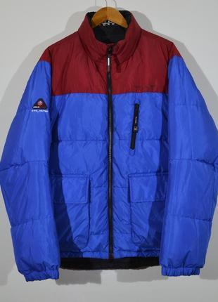 Пуховик двухсторонний tommy hilfiger cold stop reversible jacket