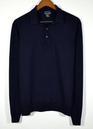 Шерстяной свитер h&m wool jumper