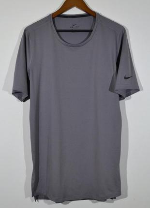 Футболка спортивная nike dri-fit running t-shirt
