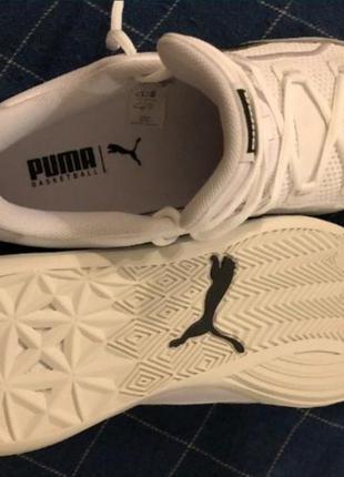 Баскетбольные кроссовки puma #8
