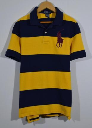 Футболка поло polo ralph lauren polo shirt