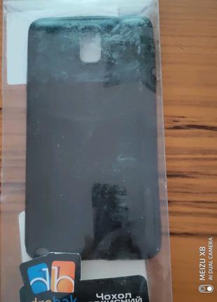 Чехол Drobak Elastic PU для Samsung Note 3 N9000 black