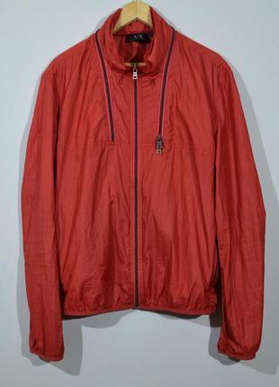 Ветровка armani exchange jacket