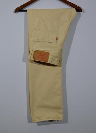 Джинсы levi's 501 vintage jeans