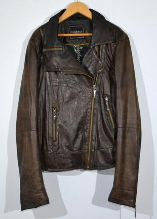 Куртка кожаная onstage w's leather jacket