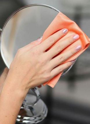 Для мытья окон и никакой химии