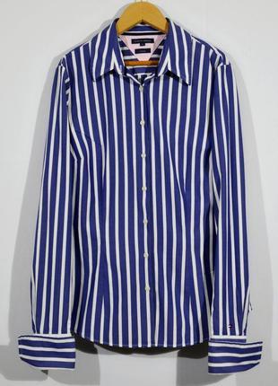 Женская рубашка tommy hilfiger w`s shirt