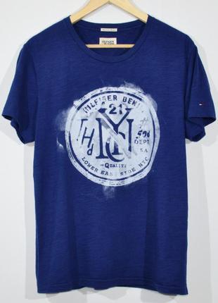 Футболка tommy hilfiger t-shirt