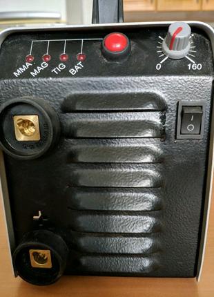 Сварочный инвертор SSVA Mini Samurai