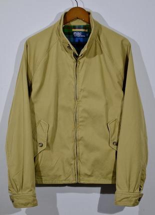 Куртка polo ralph lauren vintage harington jacket