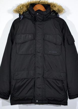 Пуховик columbia down jacket
