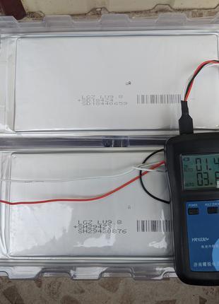 Акумулятор LG 3.7v 10Ah NMC 2020-2021года 12v 24v 36v 48v 60v 72v