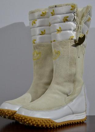 Сапоги adidas w's vinter boots