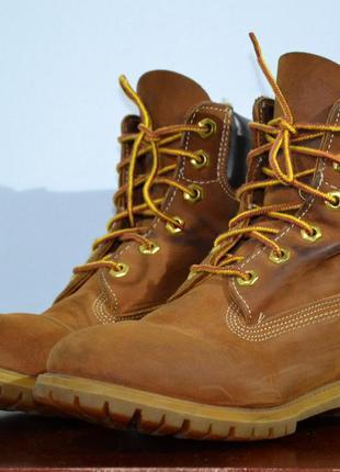 Ботинки timberland classic boots
