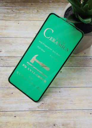 Iphone xs max / 11 pro max защитное стекло ceramic glass