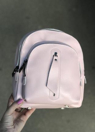 Женский рюкзак из натуральной кожи! кожанный женский рюкзак!