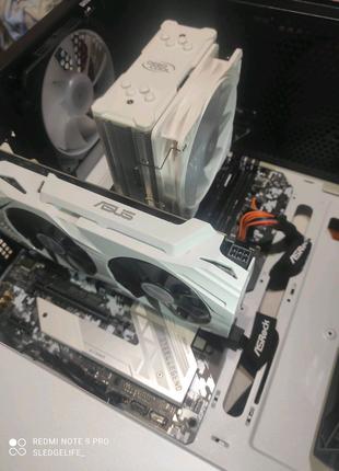 Відеокарта Asus GTX 1060 Dual 6Gb