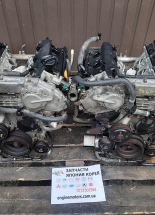 10102AC3M1 10102AC3M0 Двигатель VQ35DE Infiniti G35 M35 Y50 3.5i