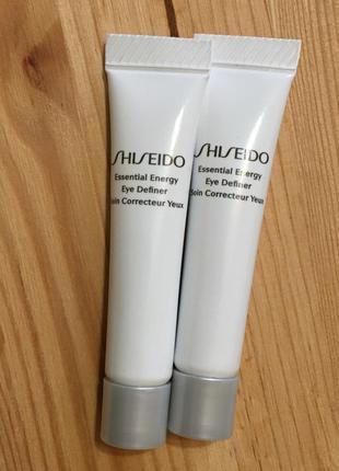 Крем для кожи вокруг глаз shiseido essential energy eye definer 5