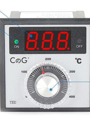 Аналоговый терморегулятор TED-2001