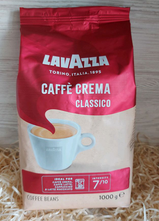 Кава Lavazza Crema , 1 kg