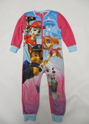 Слип, пижама кигуруми 4-5лет