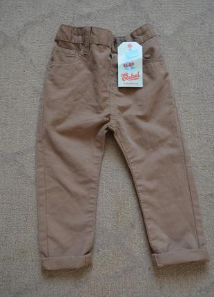 Штаны штанишки на мальчика на 1 годик новые