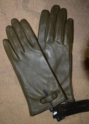Перчатки женские под кожу размер s