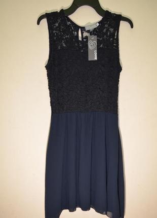 Нарядное платье размер s-m
