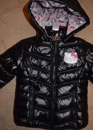Курточка на девочка на 2 года