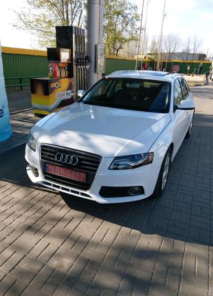 Audi a4 avant qatro