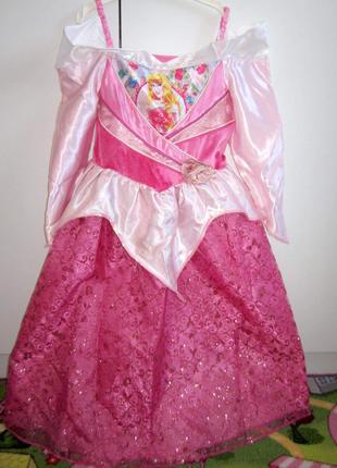 Платье Аврора Спящая красавица