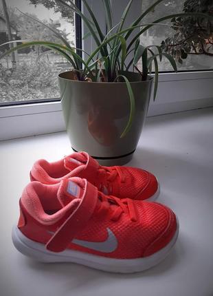 Оригинальные кроссовки nike 16 см стелька