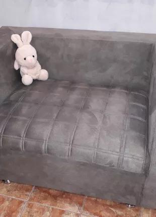 Перетяжка и ремонт  мягкой мебели (диван, кровать, кресло, пуф)