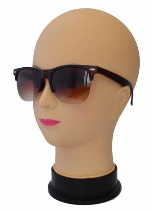 Солнцезащитные очки унисекс  матовый