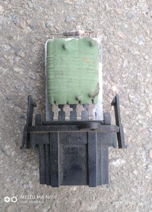Резистор вентилятора печки Гольф 3