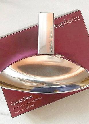 Calvin Klein Euphoria women Оригинал EDТ  5 мл Затест