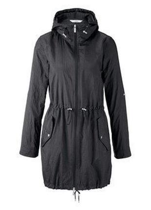 Ветрозащитная парка ветровка куртка удлиненная  от tchibo( гер...