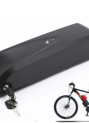 Аккумуляторная батарея для велосипеда в корпусе Hailong 13S4P 48V