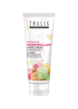 Мицеллярный крем для рук Marshmallow