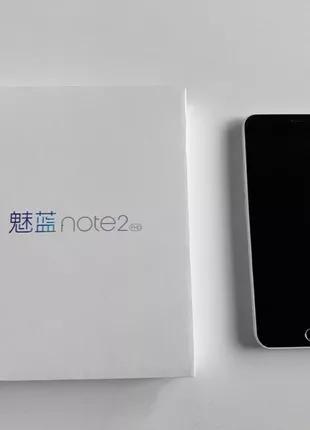 Смартфон Meizu M2 Note 16GB (White)