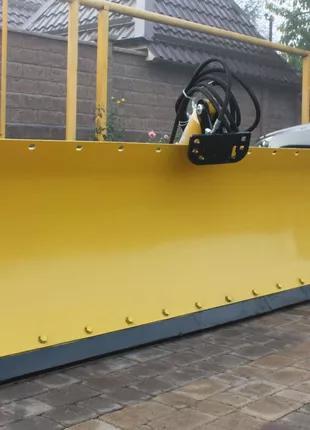 Отвал снегоуоборочный катаный (лопата0 на трактор МТЗ,ЮМЗ,Т 40