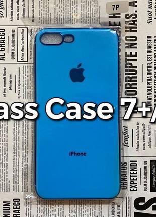 Silicone Glass Case - глянцевый силиконовый чехол