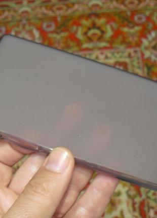 Philips X818 чехол бампер для смартфона