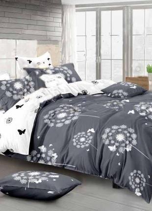 Постільна білизна/постельное бельё: одуванчики и бабочки