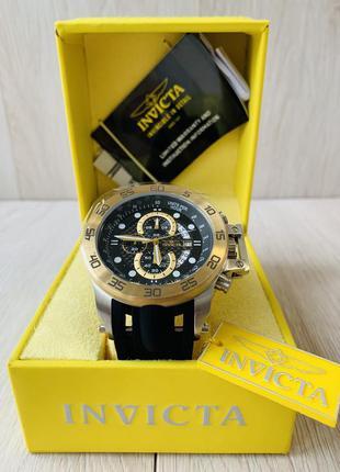 Invicta i-force 19253 швейцарские кварцевые мужские наручные часы